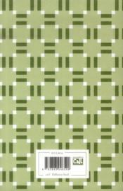 Kumudini - 4ème de couverture - Format classique