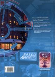 S.P.E.E.D. angels t.2 ; le carnaval des pantins - 4ème de couverture - Format classique