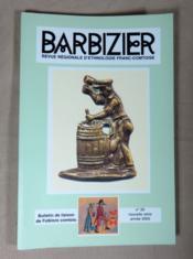 Barbizier n° 29. Bulletin de liaison du folklore Comtois. - Couverture - Format classique