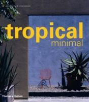 Tropical minimal - Couverture - Format classique