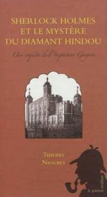 Sherlock Holmes et le mystère du diamant hindou - Couverture - Format classique