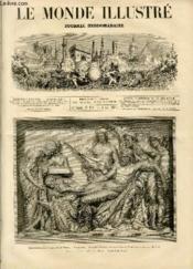 LE MONDE ILLUSTRE N°860 Beaux-Arts - Couverture - Format classique