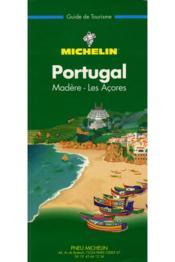 Portugal Madere Les Acores - Couverture - Format classique