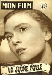 Mon Film N° 338 - La Jeune Folie - Couverture - Format classique
