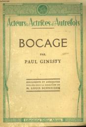Bocage - Couverture - Format classique