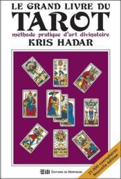 Le grand livre du tarot - Couverture - Format classique