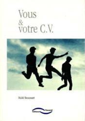Vous Et Votre Cv - Couverture - Format classique