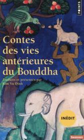 Contes des vies antérieures du Bouddha - Couverture - Format classique