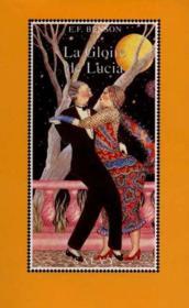La Gloire De Lucia - Couverture - Format classique
