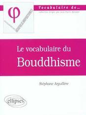 Bouddhisme - Intérieur - Format classique