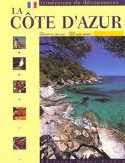 La côte d'Azur - Intérieur - Format classique