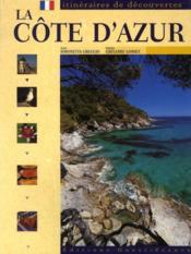 La côte d'Azur - Couverture - Format classique
