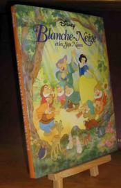 Blanche Neige Et Les Sept Nains - Couverture - Format classique