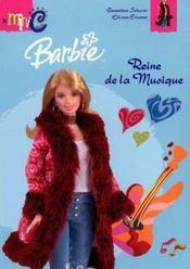 Barbie reine de la musique - Intérieur - Format classique