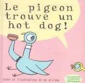 Le pigeon trouve un hot dog ! - Intérieur - Format classique
