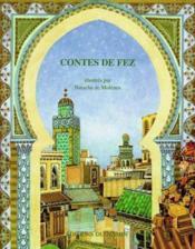 Contes De Fez - Couverture - Format classique