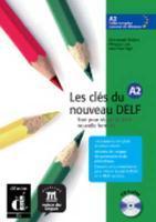 Clés du nouveau delf a2 ; livre de l'élève - Couverture - Format classique