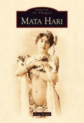 Mata Hari - Couverture - Format classique