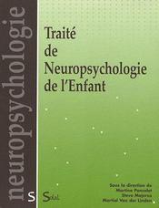 Traité de neuropsychologie de l'enfant - Couverture - Format classique