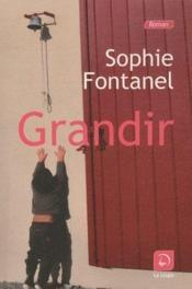 Grandir - Couverture - Format classique