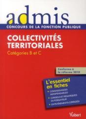 telecharger Collectivites territoriales – categories C et B – cours et QCM – l'essentiel en fiches livre PDF/ePUB en ligne gratuit