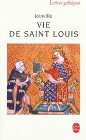 La vie de saint louis - Intérieur - Format classique