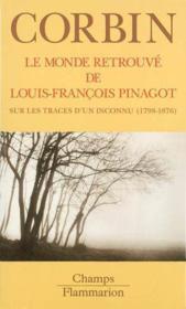 Monde Retrouve Lf Pinagot - Couverture - Format classique