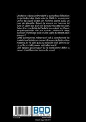 L'estoumagage - 4ème de couverture - Format classique