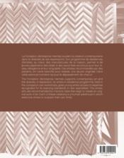 Cahiers de résidence 2012 ; fondation d'entreprise Hermès - 4ème de couverture - Format classique