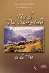 **Un De Puy Saint Andre - Couverture - Format classique
