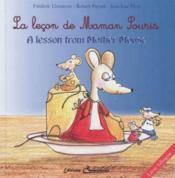 La lecon de maman souris - Couverture - Format classique