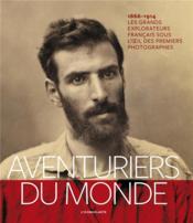 Aventuriers du monde (édition 2012) - Couverture - Format classique