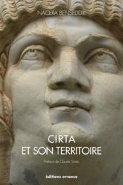 Cirta et son territoire - Couverture - Format classique