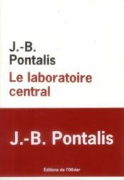 Le laboratoire central - Couverture - Format classique
