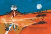 Le roi qui demandait la lune - Couverture - Format classique