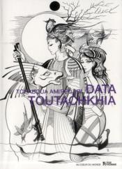 Data Toutachkia - Couverture - Format classique