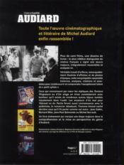 L'encyclopédie Audiard ; du primus, du brutal et de l'harmonie - 4ème de couverture - Format classique