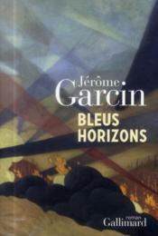 Bleus horizons - Couverture - Format classique