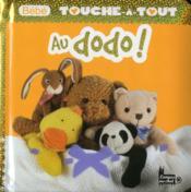Au dodo ! - Couverture - Format classique