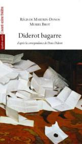 Diderot bagarre - Couverture - Format classique