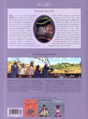 Candide ou l'optimisme, de voltaire t.3 - 4ème de couverture - Format classique