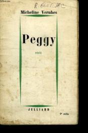 Peggy. - Couverture - Format classique