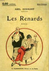 Les Renards. Collection : Select Collection N° 59 - Couverture - Format classique