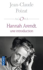 Hannah Arendt ; une introduction - Couverture - Format classique