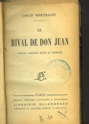 Le Rival De Don Juan - Couverture - Format classique