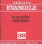Le Prophete Ezechiel Jm Asurmendi N 38 - Couverture - Format classique