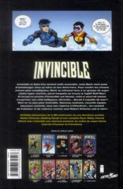 Invincible T.10 ; happy days - 4ème de couverture - Format classique