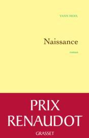 Naissance - Couverture - Format classique