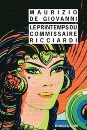 Le printemps du commissaire Ricciardi - Couverture - Format classique