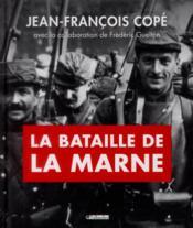 La bataille de la Marne - Couverture - Format classique